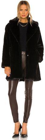 Linnea Faux Fur Coat
