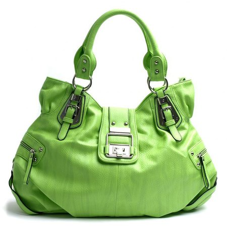 lime green purses - Google Search