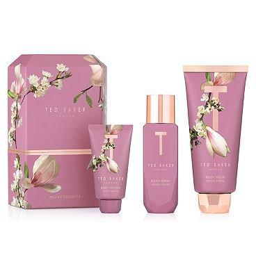 Ted Baker PEONY SPRITZ pink Gem box Gift  GBP20