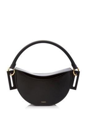 Hera Leather Shoulder Bag by Cult Gaia   Moda Operandi