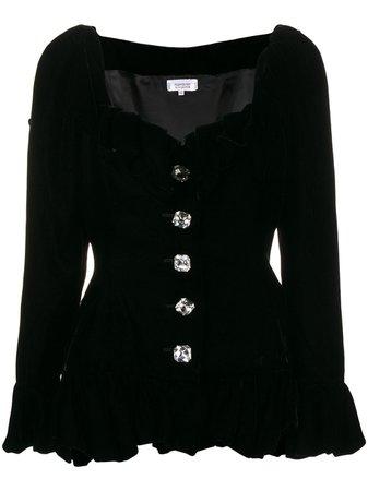 Yves Saint Laurent Vintage | buttoned blouse
