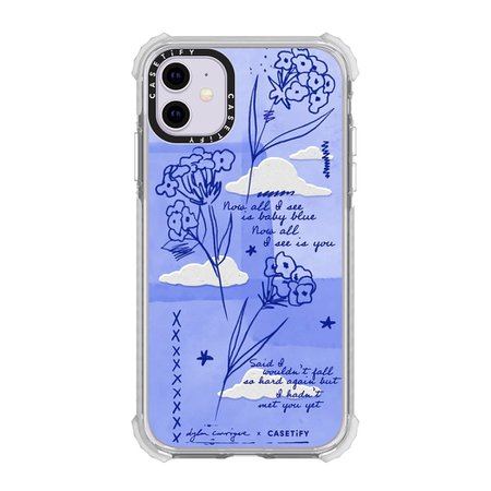 Baby Blue – CASETiFY iPhone 11