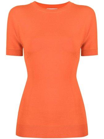 AZ FACTORY round-neck short-sleeve T-shirt - Farfetch