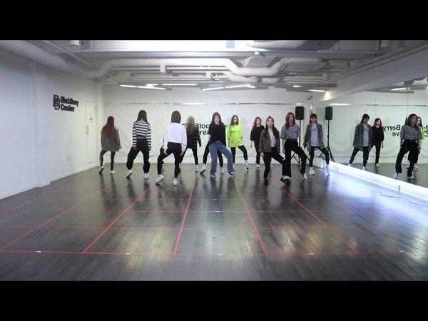 NEGE Dance Practice