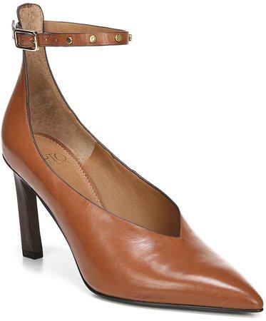 Sarah Ankle Strap Pump