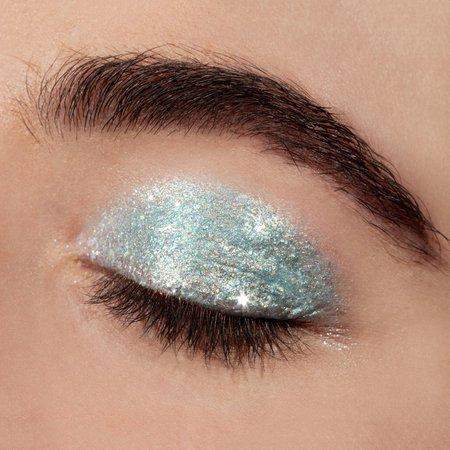 Diamond Dew Aqua Iridescent Vegan Liquid Eyeshadow - Lime Crime