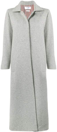 Cashmere Ankle Length Overcoat