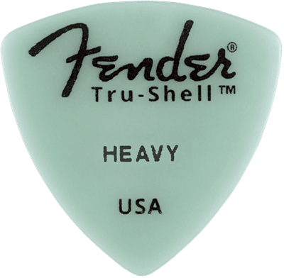 Fender Guitar pick Tru-Shell ™ 346 Shape, Heavy, (1)