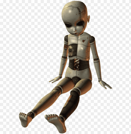 creepy doll png - ball joint doll PNG image with transparent background | TOPpng