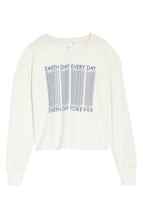 Project Social T Earth Day Every Day Sweatshirt | Nordstrom