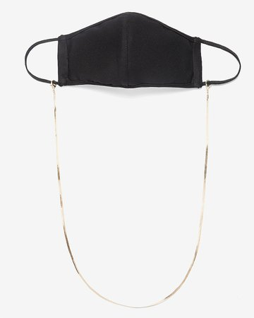 Omega Face Mask Chain | Express