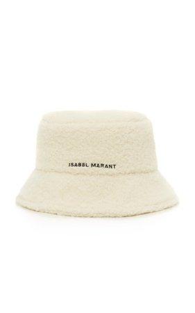 Denji Sherpa Bucket Hat By Isabel Marant | Moda Operandi