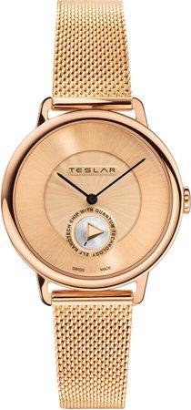 Re-Balance T-1 Mesh Strap Watch, 36mm