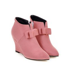 Designer Sexy Ladies Ankle Boots Fashion High Heel Side Zipper Boots With Buckle Decoration - NewChic