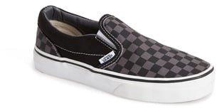Classic Checker Slip-On