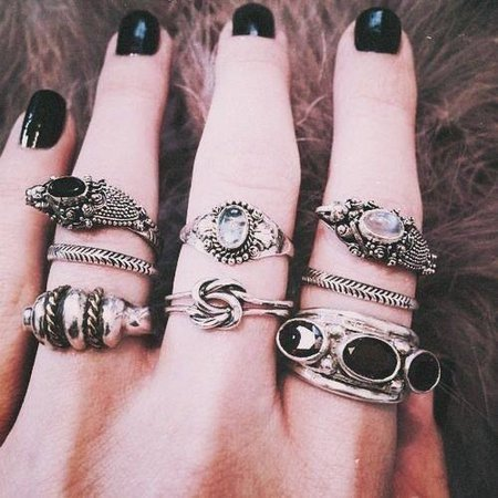 black rings grunge – Google-Suche