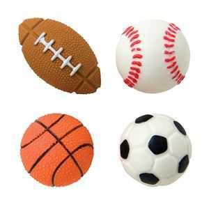 Fun Erasers: Sports Ball Eraser | Shop GEDDES