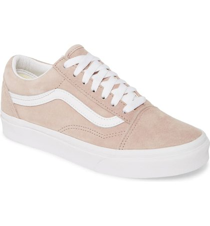 Vans Old Skool Suede Low Top Sneaker (Women) | Nordstrom