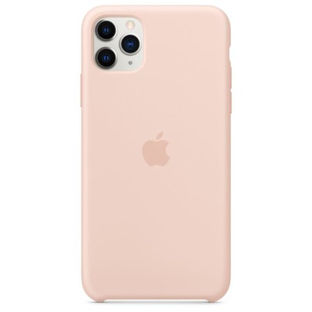 iPhone 11 Pro Max Silicone Case - Pink Sand - Walmart.com - Walmart.com