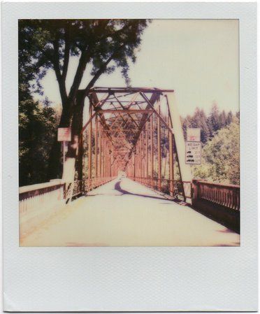 Road Trip: A perfect day to head to the Russian...   POLAROID SF