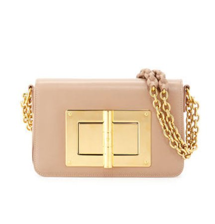 Tom Ford nude bag