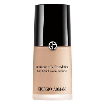 armani beauty luminous silk foundation - Buscar con Google