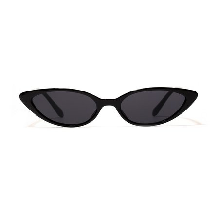 Women Small frame Retro Cat Eye Sunglasses Fashion Men Women Vintage Cat ears Black Tiny Female Luxury mirror Sun Glasses|Women's Sunglasses| - AliExpress