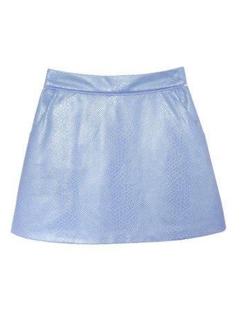 ベロアパイピングパイソンスカート(スカート/ミニスカート)|BUBBLES(バブルス)の通販|ファッションウォーカー