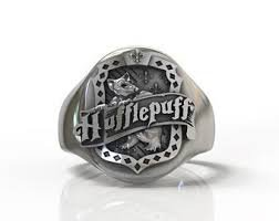 Hufflepuff ring - Google Search
