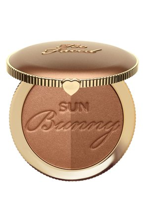 Bronzer Too Faced Sun Bunny Natural | Nordstrom