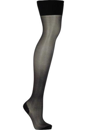 Agent Provocateur | Seamed 15 denier stockings | NET-A-PORTER.COM