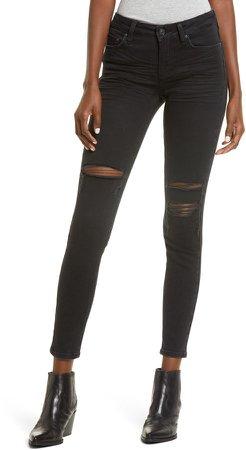Verdugo Ripped Ultra Skinny Jeans