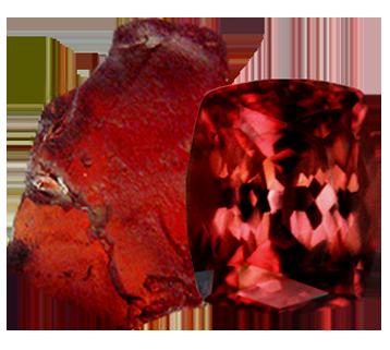 garnet gemstone - Google Search