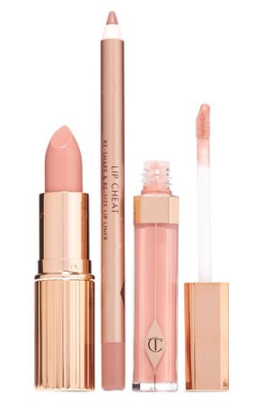 "Charlotte Tilbury ""Uptown Girl"" Lip Kit"