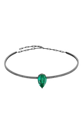 Google Image Result for http://www.nigaam.com/content/images/thumbs/0000178_18k-white-gold-emerald-and-diamond-choker.jpeg