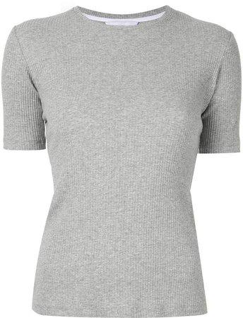 Kacey Devlin ribbed fit T-shirt