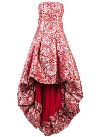Zac Zac Posen Celine gown $1,190 - Shop AW18 Online - Fast Delivery, Price