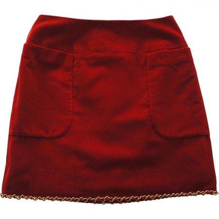 Chanel Skirt ($469)