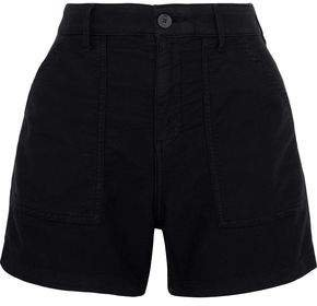 Vendetta Cotton-twill Shorts