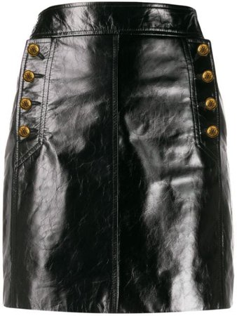 Givenchy Mini Skirt BW40CB60HU Black | Farfetch