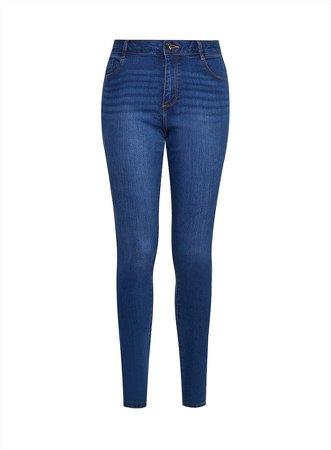 **DP Tall 'ELLIS' Skinny Jeans