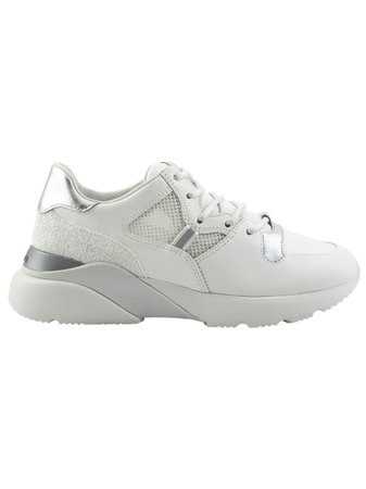 Hogan Mesh Sporty Sneakers