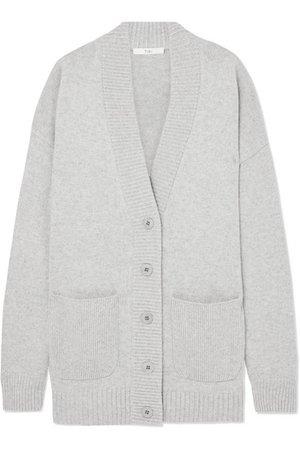Tibi | Oversized cashmere cardigan | NET-A-PORTER.COM