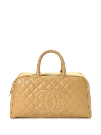 Chanel Pre-Owned Diamantquiltad Totebag - Farfetch