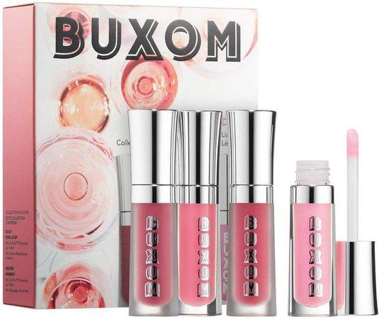 Rose Everyday Plumping Lip Gloss Mini Kit