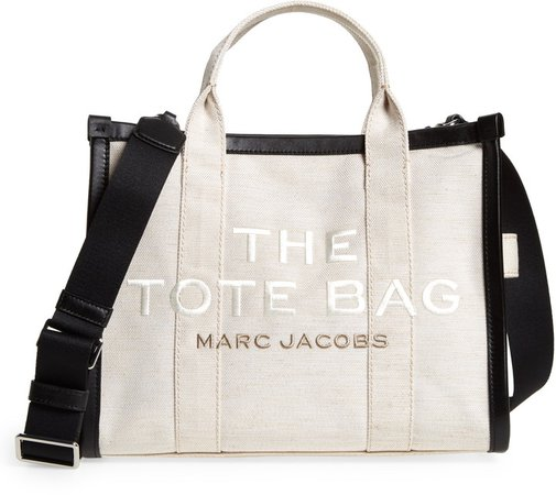 The Summer Canvas Tote Bag