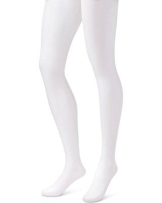 white tights