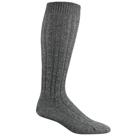 grey knee socks
