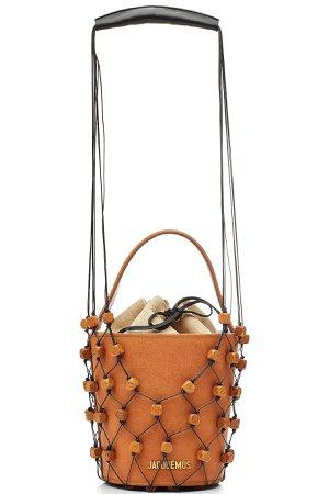Maracasau Leather Shoulder Bag Gr. One Size