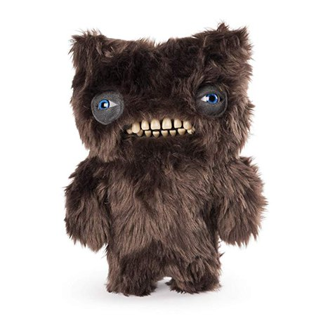 "Fuggler - Funny Ugly Monster, 9"" Munch Munch (Brown) Plush Creature with Teeth, for Ages 4 and Up, Animals & Figures - Amazon Canada"